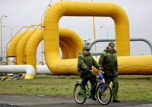 Украина приступила к закачке газа в хранилища, гарантируя российский транзит в ЕС