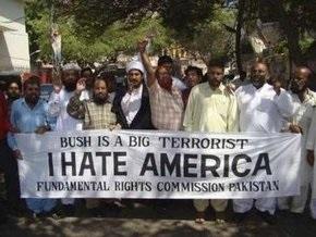 Пакистан потребовал от США прекратить авиаудары
