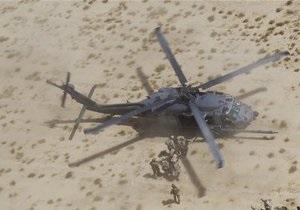 В Калифорнии разбился военный вертолет: есть погибшие и пострадавшие