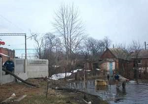 Паводок - наводнение - потоп - погода - Подтопленными остаются 84 населенных пункта в восьми областях Украины