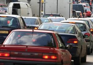 Киевским водителям разрешат ездить со скоростью 80 км/ч