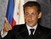 Саркози требует вывода российских войск из Грузии