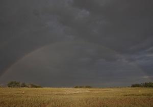Прогноз погоды: День Независимости будет жарким и дождливым