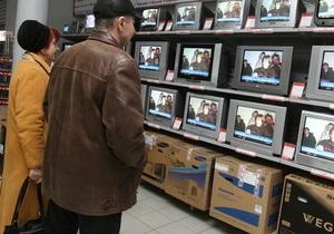 Исследование: Половина украинцев считает, что на телевидении слишком много рекламы