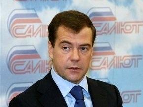 Медведев: Украина отказалась поставлять газ по той трубе, по которой это делалось всегда