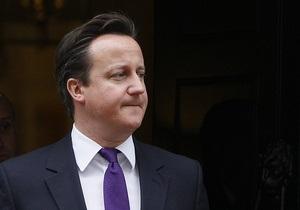 Новости Великобритании - членство в ЕС - реберендум в Великобритании - Дэвид Кэмерон: Премьер-министр Великобритании
