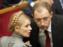 Яценюк: Первый блин правительства кажется лучше, чем парламента