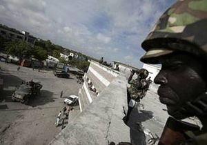 В правительственном квартале столицы Сомали взорвался заминированный автомобиль