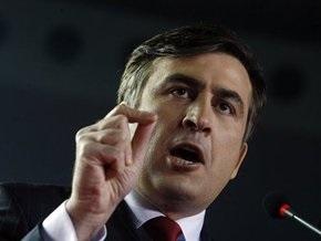 Саакашвили: Россия не причастна к мятежу в Грузии