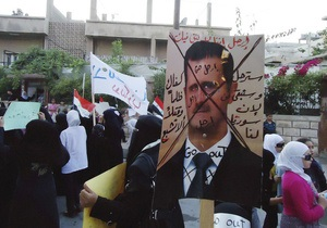 Послезавтра СБ ООН рассмотрит новую резолюцию по Сирии. Запад надеется, что Россия и Китай воздержатся от права вето