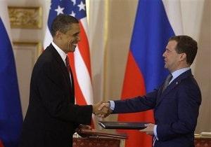 Медведев завершил ратификацию договора по СНВ
