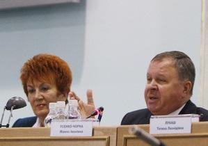 Обработано 93,6% протоколов: Янукович опережает Тимошенко на 10,5%