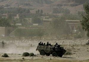 Украина поможет НАТО вывести войска из Афганистана