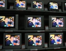 МК: Российскому телевидению перекрыли экран
