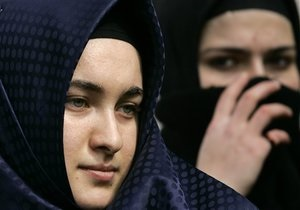 В Италии женщину оштрафовали за ношение паранджи