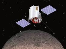 Сегодня зонд Messenger сфотографируют невиданную ранее область Меркурия