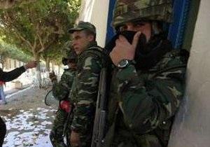 В Тунисе МВД приостановило деятельность бывшей правящей партии