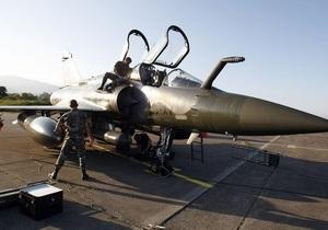 В операции коалиционных сил в Ливии принимают участие 205 самолетов