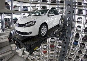 Volkswagen готовится к  очень трудному году  из-за долгового кризиса еврозоны