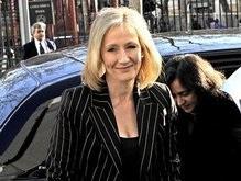 Джоан Роулинг признана самой высокооплачиваемой писательницей в мире