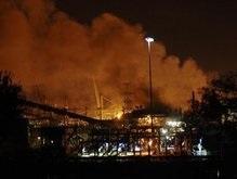 Пожар на сахарном заводе в США унес жизни троих человек