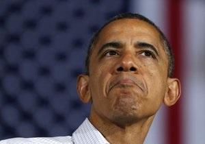 Обама хочет ввеcти меры по ограничению оружия в 2013 году