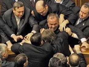 Украинские депутаты занимают призовые места в спортивных соревнованиях парламентариев разных стран