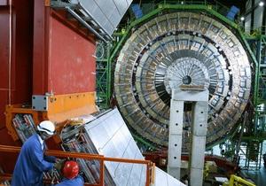 Большой адронный коллайдер запущен после недельной аварийной остановки