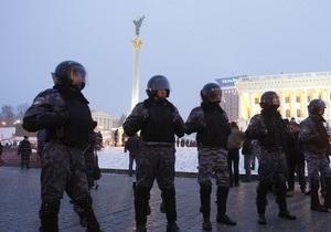 Демонтаж палаточного городка: оппозиция готовит обращение в Генпрокуратуру