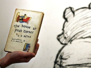 В Великобритании опубликовано введение в новую книгу о Винни Пухе