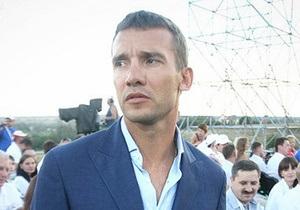 Шевченко говорит, что недоволен политической ситуацией в Украине