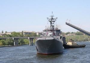 Инцидент в Николаеве: в порту заявили, что вины командира российского корабля нет