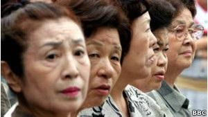 Японки уступили жительницам Гонконга в долголетии