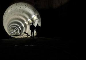 Возможный паводок в Киеве не угрожает метрополитену и Бортнической станции аэрации
