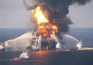 В Мексиканском заливе затонула нефтяная платформа. Спасатели ищут 11 человек