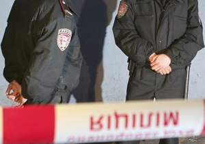 Возле киевской мэрии саперы обезвредили коробку из-под обуви
