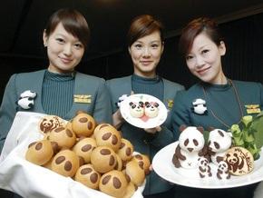 Китай подарил Тайваню двух панд как символ дружбы