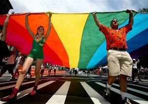 Представителям сексменьшинств запретили проводить парад в Харькове