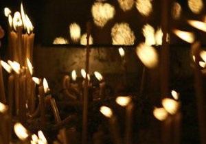 В Житомире из-за массовой скупки свечей к  концу света  цены поднялись в три раза - Конец света 2012
