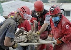 Гаитянское чудо: из-под завалов в Порт-о-Пренсе спасли еще двух пострадавших