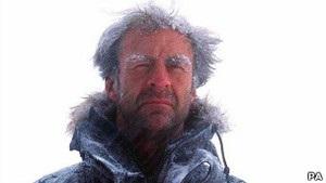 Британец решил пересечь Антарктиду зимой на лыжах