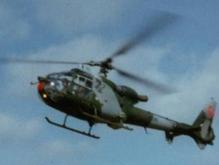 В Эквадоре разбился военный вертолет: экипаж погиб