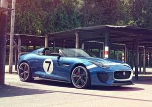 Jaguar выпустила одноместный суперкар