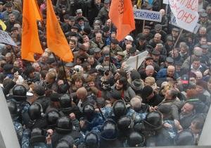 В Украине продолжают расти пенсии