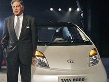 Начало производства самого дешевого авто в мире остановлено из-за политической ситуации