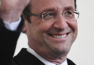 Олланд сместил приближенных Саркози с руководства силовых ведомств