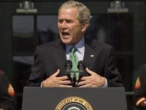 Экономический кризис: Буш обратится к народу
