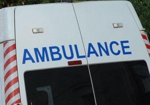 В Харькове в результате ДТП пострадали пять пассажиров автобуса