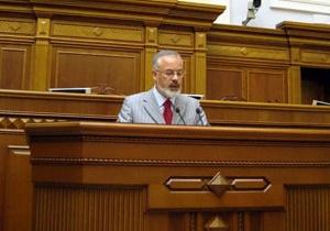 Табачник назвал свое главное достижение на посту министра