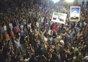 Расследование Би-би-си: грозит ли Сирии гражданская война?